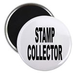 Stamp Collector Magnet