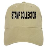 Stamp Collector Cap