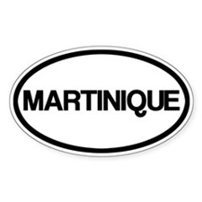 Martinique Decal