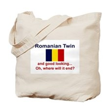 Romanian Twin-Good Looking Tote Bag