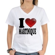 I Heart Martinique T-Shirt