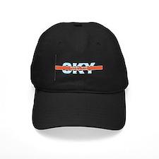 """Sky Redline """"Chrome"""" Baseball Hat"""