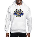 Costa Mesa Police Hooded Sweatshirt