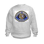Costa Mesa Police Kids Sweatshirt
