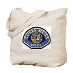 Costa Mesa Police Tote Bag
