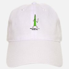 Asparagus gives you Stinky Pe Baseball Baseball Cap