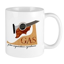 G.A.S. Acoustic Guitar Mug