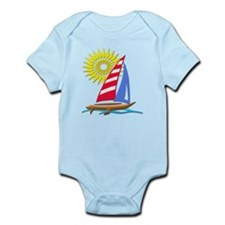 Sun and Sails Body Suit