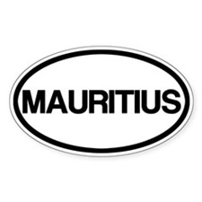 Mauritius Decal