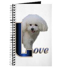 Bichon Frise Love Journal