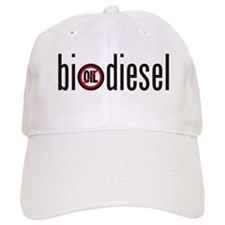 Biodiesel-not oil Baseball Cap