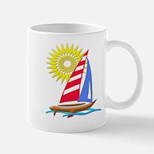 Sun and Sails Mugs
