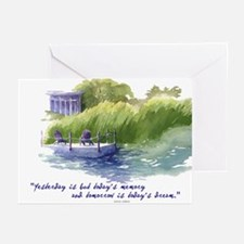 """""""Today's Dream"""" Notecards (Pk of 10)"""