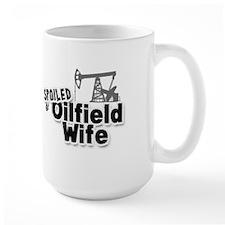 Spoiled Oilfield Wife Mugs