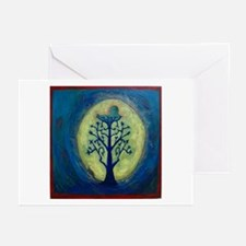 Tree of Life XVIII Greeting Cards (Pk of 10)
