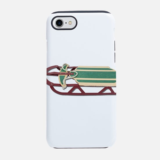 SnowSled061111.png iPhone 7 Tough Case