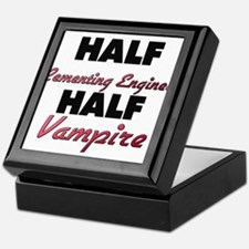 Half Cementing Engineer Half Vampire Keepsake Box