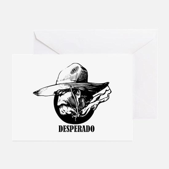 Desperado Greeting Cards (Pk of 10)