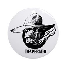 Desperado Ornament (Round)