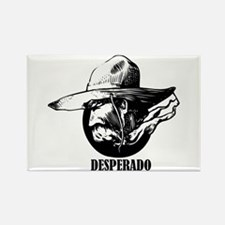 Desperado Rectangle Magnet