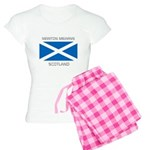 Newton Mearns Scotland Women's Light Pajamas