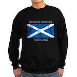 Newton Mearns Scotland Sweatshirt (dark)