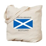 Newton Mearns Scotland Tote Bag