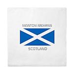 Newton Mearns Scotland Queen Duvet