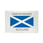 Newton Mearns Scotland Rectangle Magnet (100 pack)