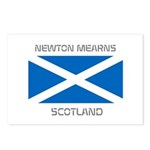 Newton Mearns Scotland Postcards (Package of 8)