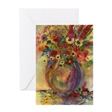 Symphony in Bloom Greeting Cards