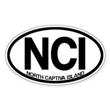 North Captiva Island Decal