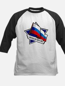 """Russia Star Flag"" Tee"