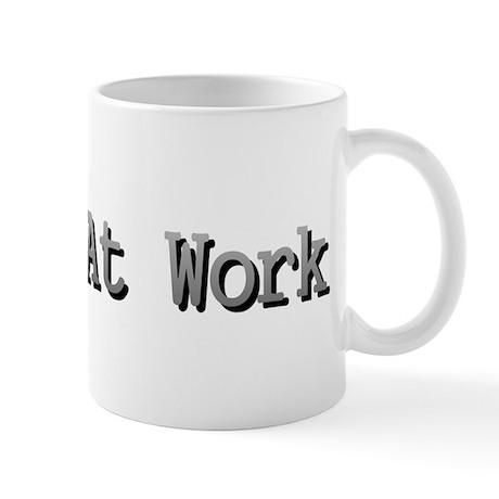 Genius at Work! Mug