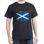 Overtown Scotland Dark T-Shirt