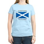 Overtown Scotland Women's Light T-Shirt