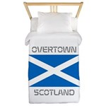 Overtown Scotland Twin Duvet