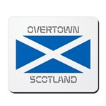 Overtown Scotland Mousepad