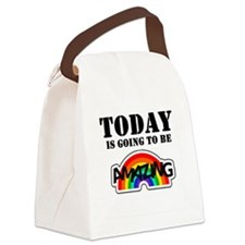 AMAZING Canvas Lunch Bag