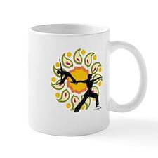 Asanas Yoga Design Mug