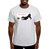 Doberman pinscher Mens Light T-shirts