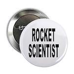 Rocket Scientist Button