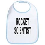 Rocket Scientist Bib