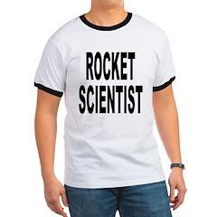 Rocket Scientist (Front) T