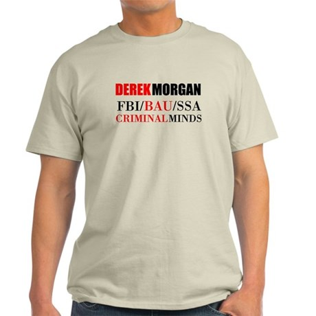 Derek Morgan T-Shirt