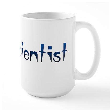 Mad Scientist! Large Mug