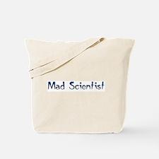 Mad Scientist! Tote Bag
