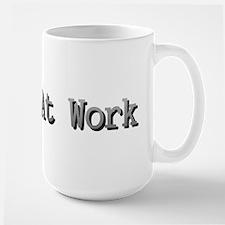 Genius at Work! Large Mug