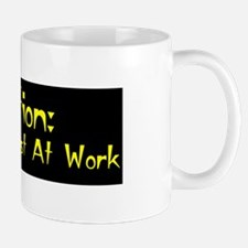 Caution: Mad Scientist! Mug