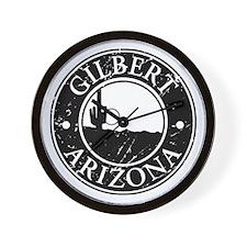 Gilbert, AZ Wall Clock